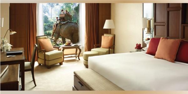 พักผ่อนท่ามกลางบรรยากาศอันแสนผ่อนคลายที่โรงแรมแชงกรี-ลา