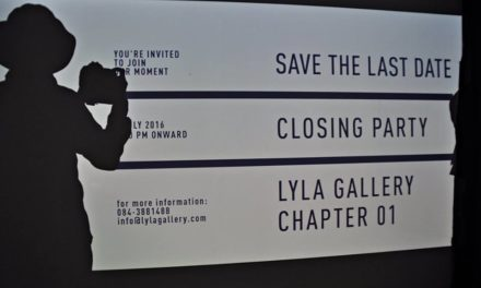 SAVE THE LAST DATE CLOSING PARTY LYLA GALLERY CHAPTER 01