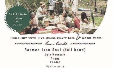งาน Backyard Party' Chill Out with live Music, Craft Beer and Good vibes @ Pordoi Cafe