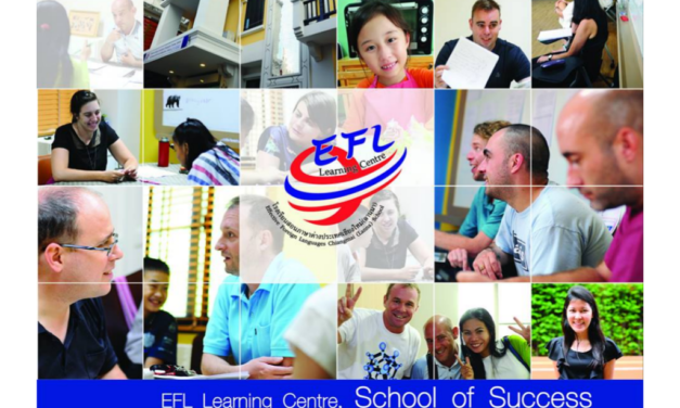 EFL Learning centre : school  of  success