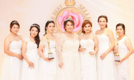 """MEETING & PARTY BRAND MISS CREAM SKINCARE 2017"""