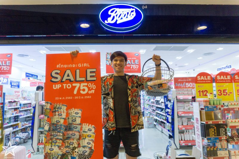 Boots Thailand