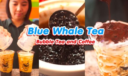 Blue Whale Tea Bubble Tea and Coffee