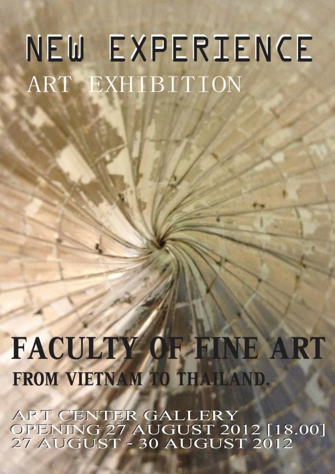 New Experience Art Exhibition From Vietnam to Thailand