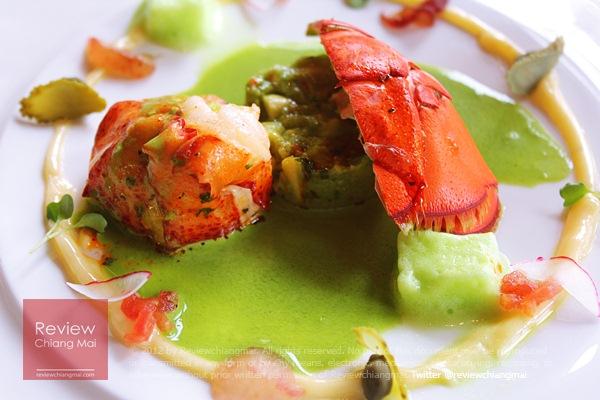 แวะชิมมื้อเที่ยงกับอาหารฝรั่งเศสที่ โรงแรมดาราเทวี