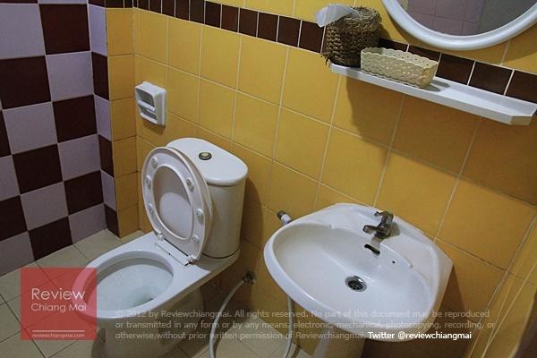 ห้องน้ำในเกรซ บูติค เฮ้าส์