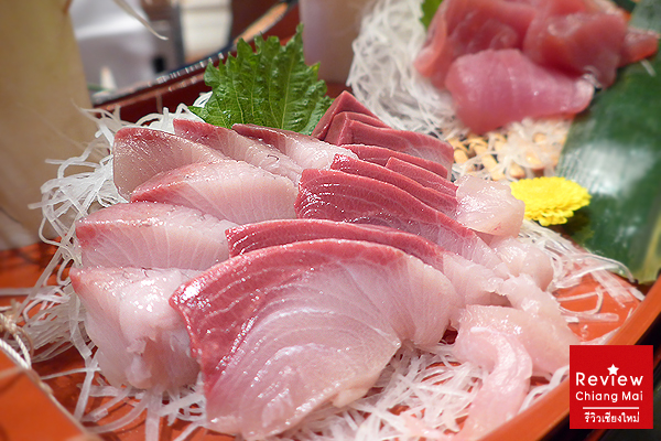 REN สุดยอดบุฟเฟ่ต์อาหารญี่ปุ่น ระดับเชฟกระทะเหล็ก